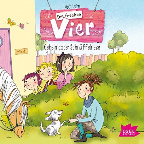 Geheimcode: Schnüffelnase audiobook cover art