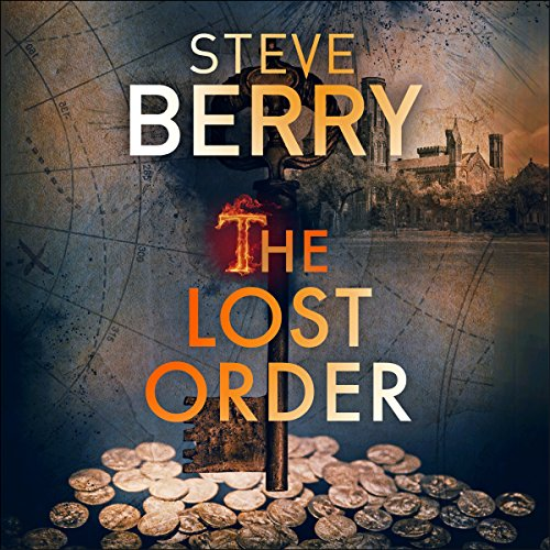 The Lost Order Audiobook By Steve Berry cover art