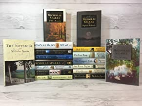 Nicholas Sparks Complete Works: 17 Book Set HARDCOVER