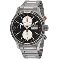 Ball Fireman Storm Chaser Pro Chronograph Black Dial Men's Automatic Watch
