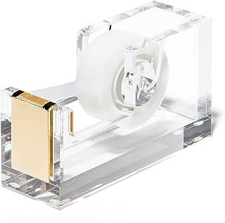 ضسبنسرس آکریلیک و نوار طلایی توسط OfficeGoods - یک طراحی کلاسیک برای روشن تر کردن میز و دفتر شما
