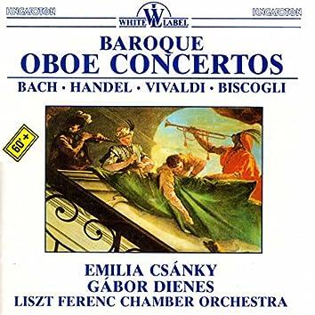 Baroque Oboe Concertos - Bach, Handel, Vivaldi & Biscogli