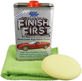 liquitech finish first