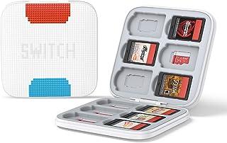 UGREEN 12 Game Cards Storage Holder+12 TF Card Multi-functional Cartridges Card Organizer Case Shockproof Water Resistant ...