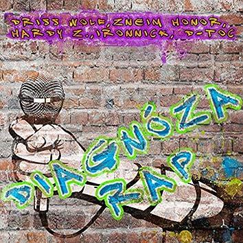 Diagnóza Rap (feat. Zneim Honor, Hardy Z., Ironnick & D-Toc)