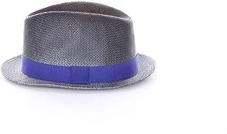 PAUL SMITH Luxury Fashion Womens ASXC526DH353GREY Grey Hat   Season Outlet