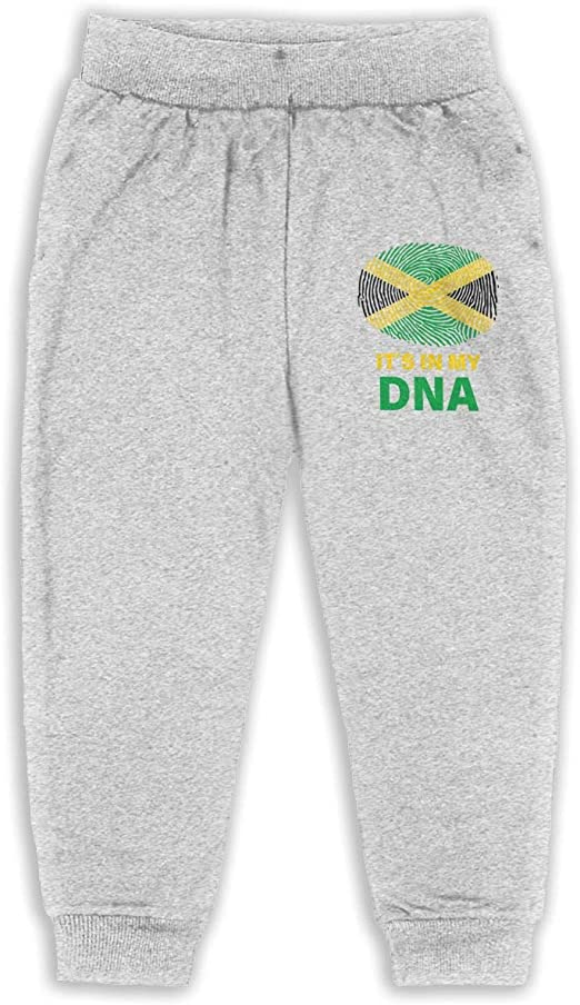 6T EASON-G Kids Joggers This is My Manatee Fashion Sweatpants 2T