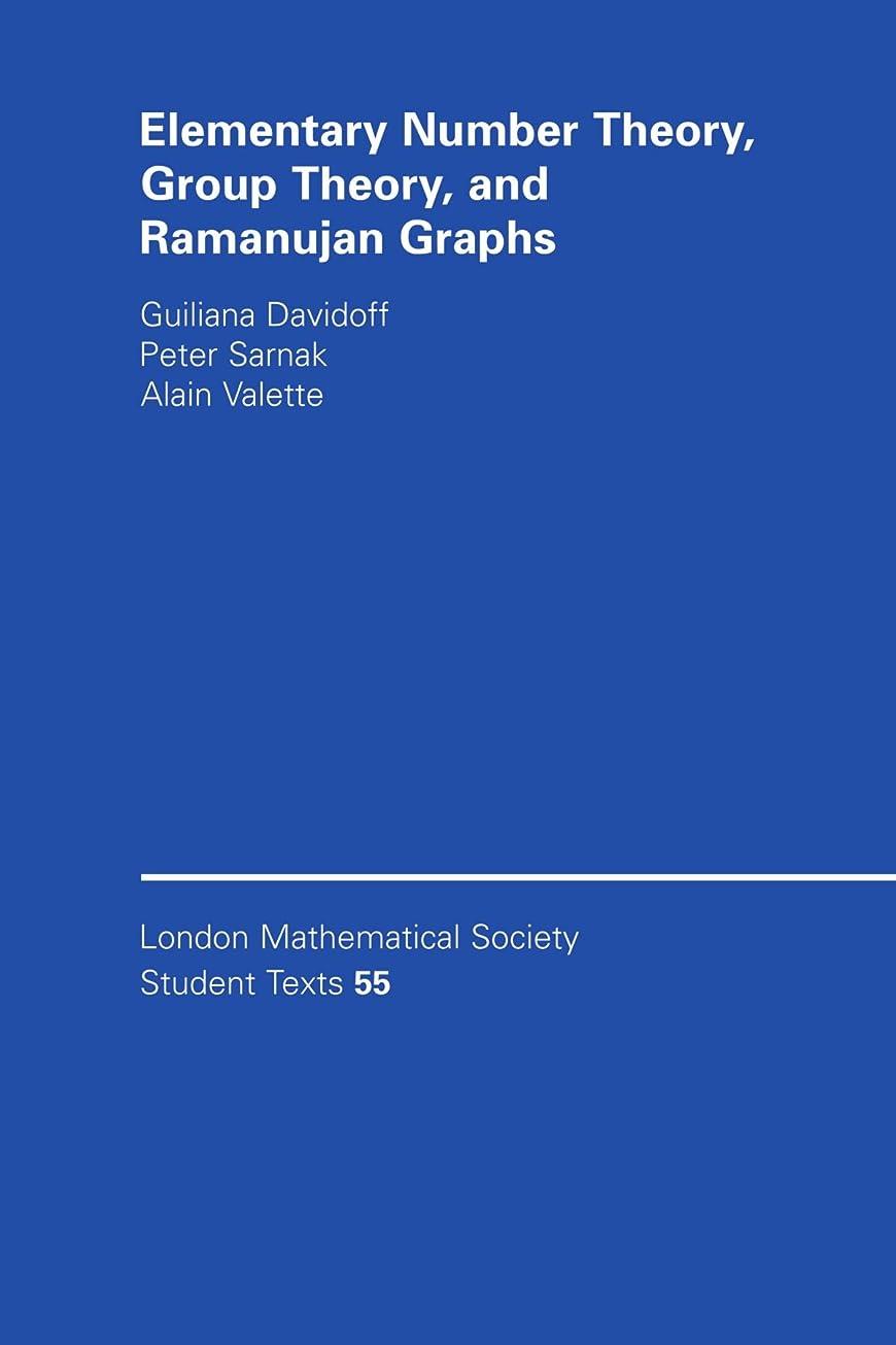 クライストチャーチ違法地殻Elementary Number Theory, Group Theory and Ramanujan Graphs (London Mathematical Society Student Texts)