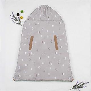 Portador de bebé Invierno bebé Cubierta de Honda al Aire Libre Espesado alargar Capa Impermeable a Prueba de Viento Envolt...