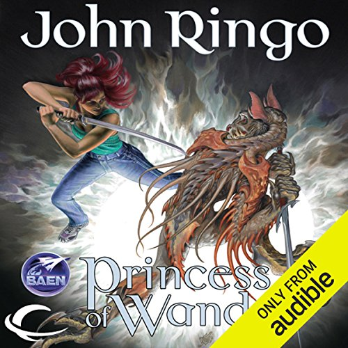 Princess of Wands audiobook cover art