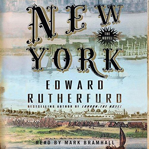New York cover art
