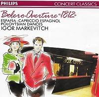 Bolero / 1812 Overture