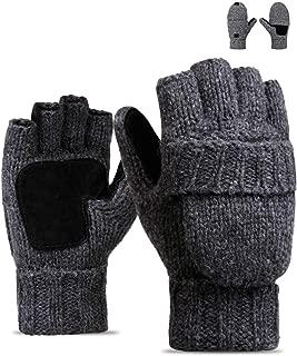 Best grey sheepskin gloves Reviews