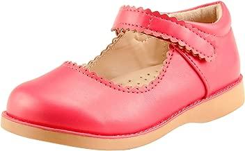 The Doll Maker Girl's Mary Jane Flat for Toddler/Little Kid School Dress Shoes