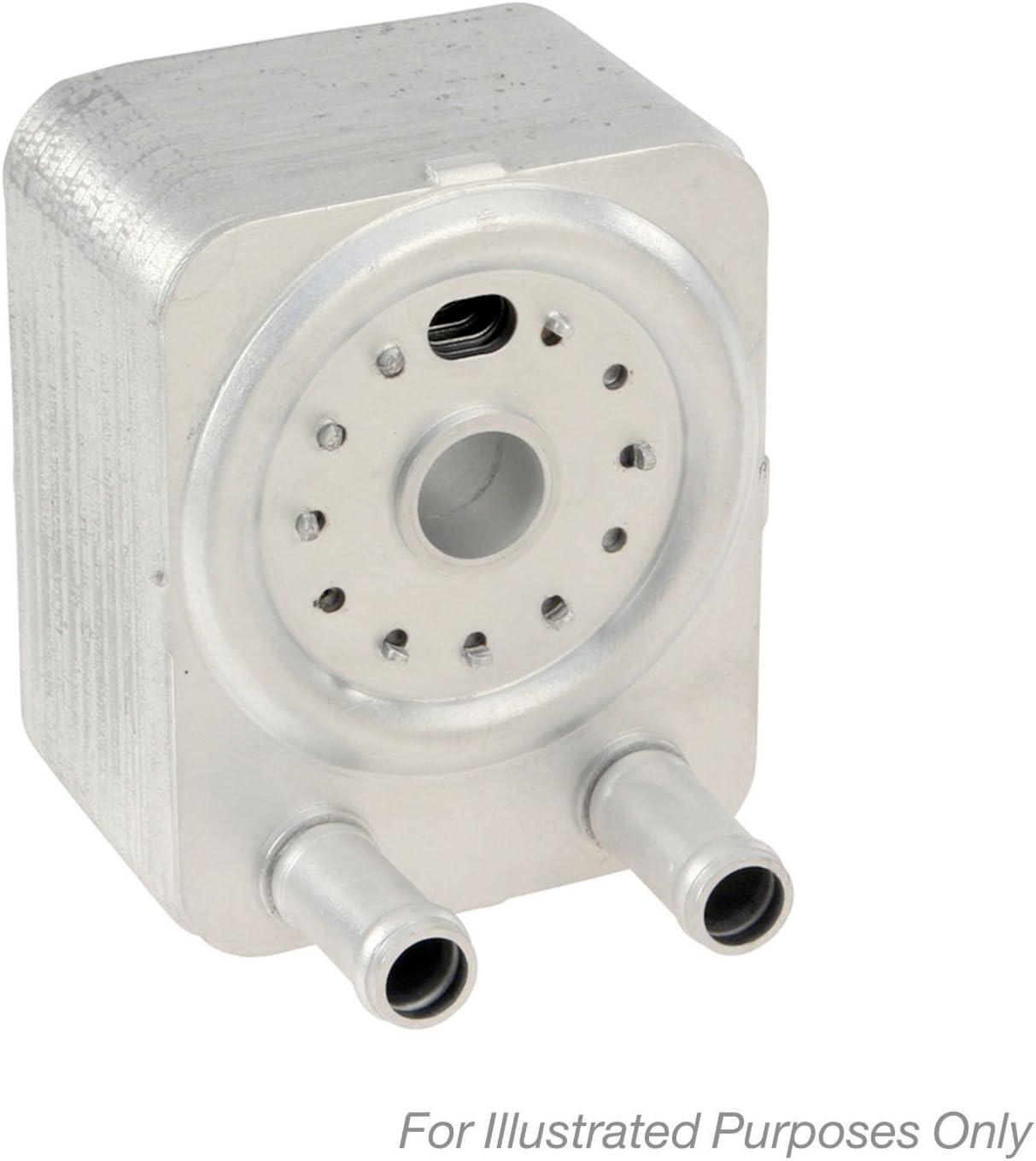 Nissens 90655 Oil Max 59% OFF Luxury engine oil Cooler