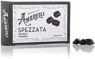 100% Echtes Lakritz | Starken Geschmack | Hergestellt in Italien | 100g
