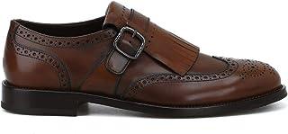 Tod's Homme XXM0XR0Y630D9CS801 Marron Cuir Chaussures À Boucles