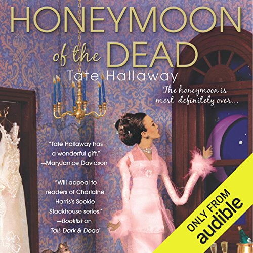 Honeymoon of the Dead cover art