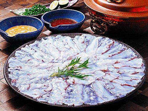 たこしゃぶセット500g(北海道産水だこ使用)タコのシャブシャブ(生冷蛸スライス)タレ・だし昆布付