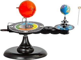 フェリモア 天体 軌道模型 動く太陽系模型 惑星軌道 太陽 地球 月 三球儀 プラネタリウム