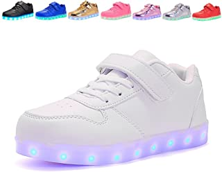 Kids Light Up LED Shoes Flashing Sneakers for Boys Girls Luminous Shoes