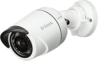 D-Link Vigilance HD Day & Night Outdoor Mini Bullet PoE Network Camera (Optional Power Supply Available DLP101-12V1.5A)
