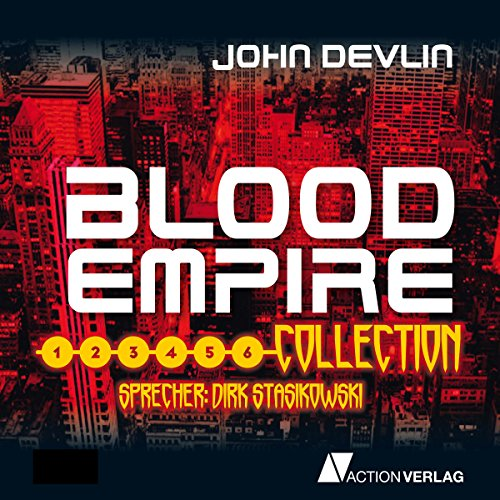 Blood Empire cover art