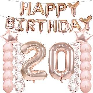 Best 20 balloons birthday Reviews