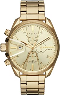 Diesel Men's DZ4475 Chronograph Quartz Gold Watch
