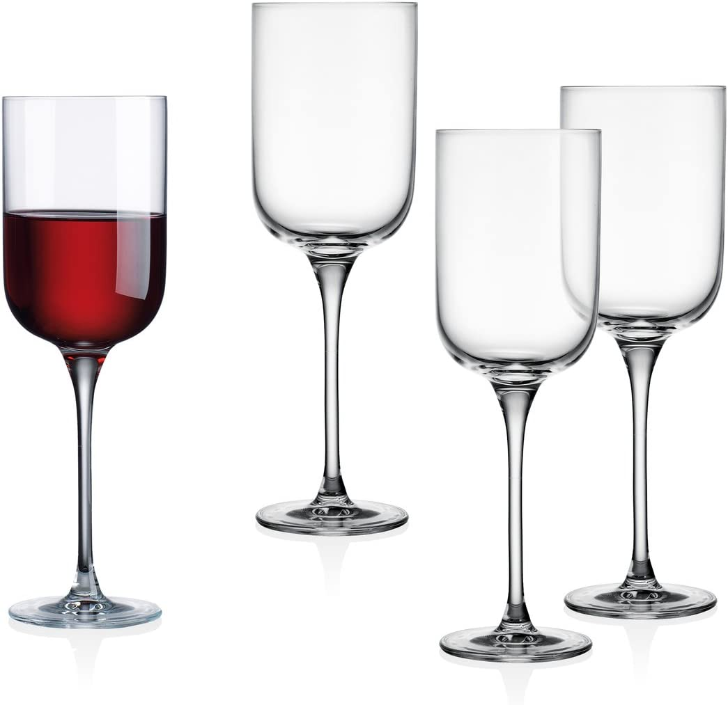 Special Campaign Godinger European Made Linea Set Wine 15oz 4 Max 75% OFF Goblets