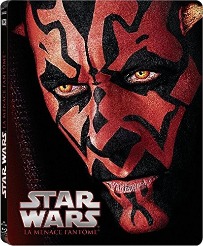 Star Wars - Phantom Menace [Reino Unido] [DVD]