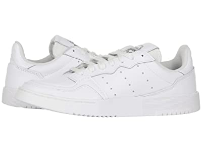adidas Originals Supercourt (Footwear White/Footwear White/Core Black) Men