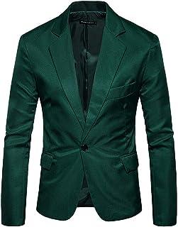 XL,2- Army Green Giacca di Jeans Giacche Moto Cardigan Giacca Smoking da Donna Formale Giacca Vestito Smoking Smoking Cardigan Blazer Donna Abito Top Outwear Donna Top Sportivo