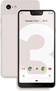 "Google Pixel 3 XL (2018) G013C 64GB - 6.3"" inch - Android 9 Pie - (GSM Only, No CDMA) Factory Unlocked 4G/LTE Smartphone - International Version (Not Pink)"
