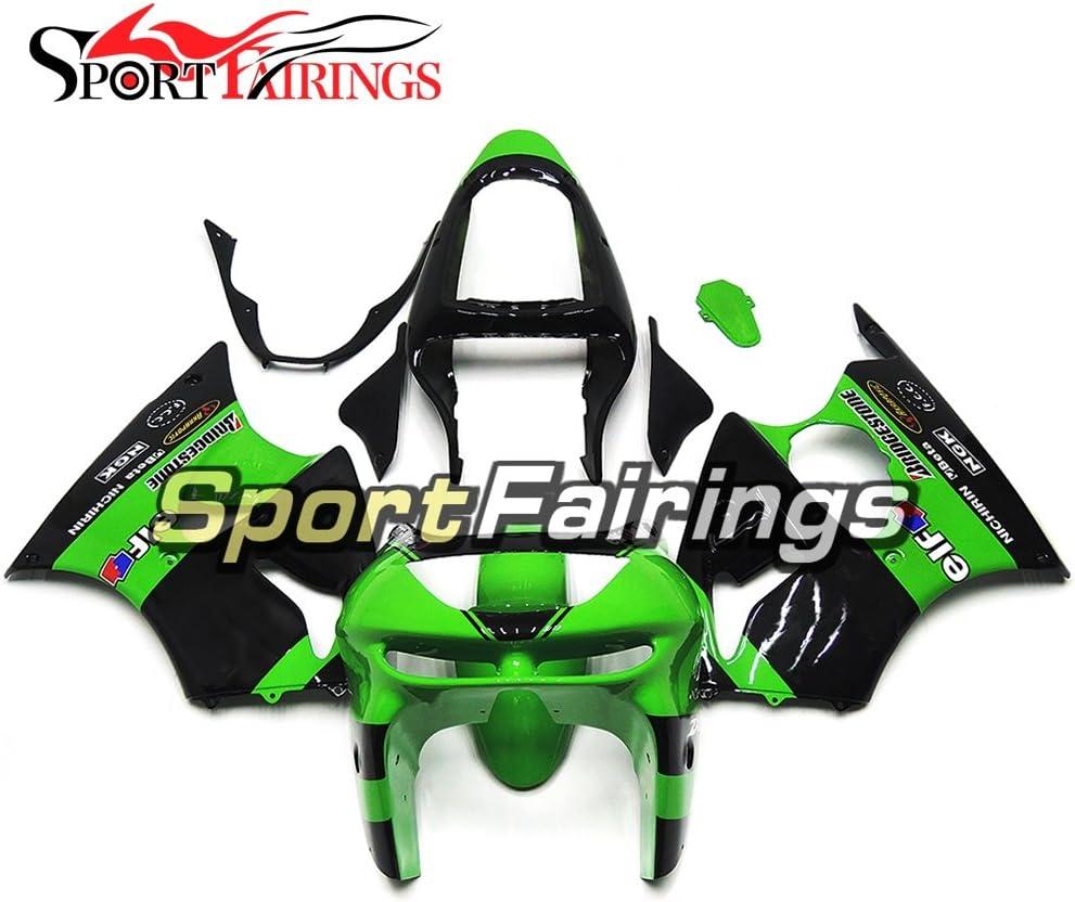 Sportfairings Motorcycle Fairing Automotive  Kit Fit For zx6r 1998 1999 ZX-6