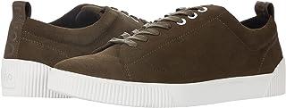 حذاء رياضي BOSS Hugo Boss رجالي بدون تنس، أخضر داكن، 11