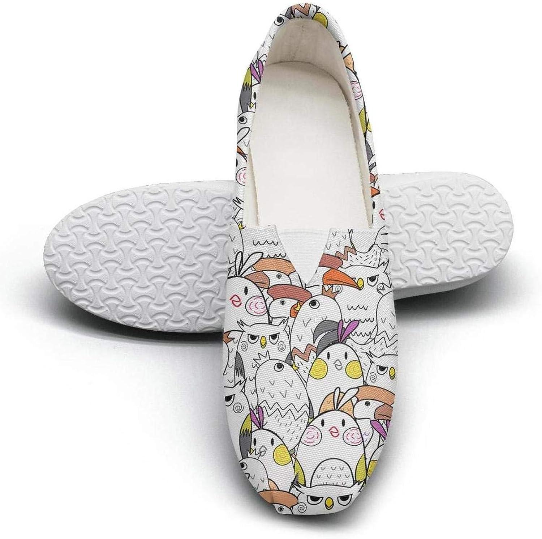 Women's Cotton Espadrille night wise owl eyes Sneaker shoes