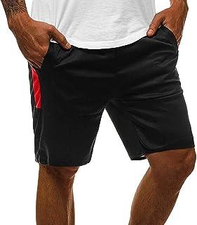 Halfword Men Casual Cotton Sports Shorts Summer Gym Shorts Boys Basketaball Jogging Bottoms M-2XL
