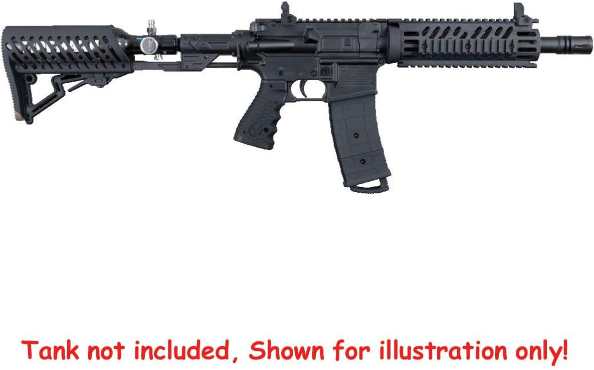 Tippmann TMC Paintball Magfed Marker - The best in the $300 price range