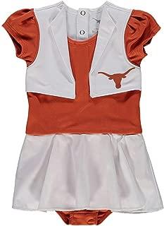 Texas Longhorns Toddler Pom Pom Cheer Uniform