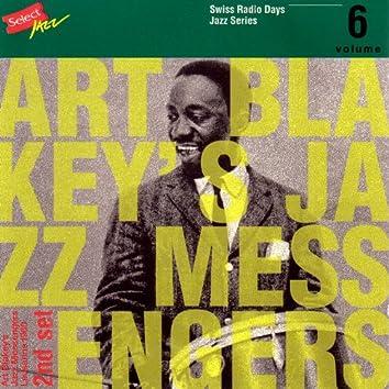 Art Blakey's Jazz Messengers, Lausanne 1960 Part 2 / Swiss Radio Days, Jazz Series Vol.6