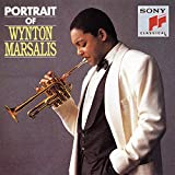 Portrait of Wynton Marsalis