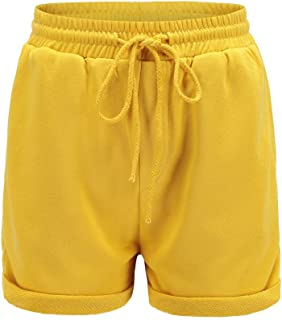 02e751921 Summer Shorts for Women Clearace.Sale - Frog Fun Ladies Hot Pants Casual  Loose Short