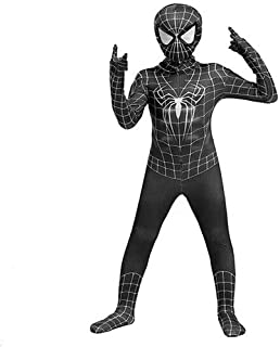 Harry Shops Halloween The Amazing Spider-Man Kids Cosplay Costume