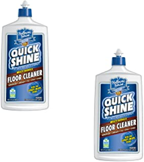 Quick Shine Multi-Surface Floor Cleaner, 27-Ounce (Pack of 2)