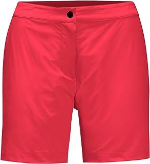 Jack Wolfskin JWP Shorts W, Tulip Red, Large Femme