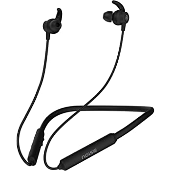 Noise Tune Active Wireless Bluetooth Earphones with Dynamic Drivers for Immersive Music Experience, IPX5 Sweat-Proof & Rain-Proof, 10 Hours of Playtime (Stealth Black)