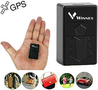 Kimfly Magnet GPS Tracker mit Free App GPS Locator Anti-Thief Echtzeit GPS Tracking f/ür Tasche Brieftasche Taschen Schulranzen Wichtige Kinder Auto Mini GPS Tracker