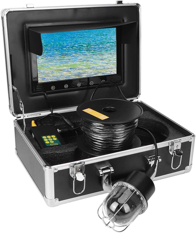 Burappoi Professional Fishing Camera Set TFT 100m LCD Inch Ranking Sale TOP16 10.1