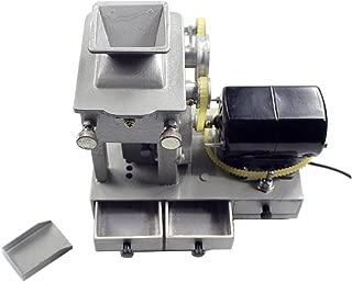 KUNHEWUHUA Electric Paddy Rice Sheller Peeling Machine Lab Use Rice Huller Rough Rate Detecting Machine Rice Milling Machine Detection of Rough 5599r/min